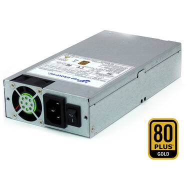300 Watt FSP 80PLUS GOLD 1U Power Supply PN FSP-300W-1U