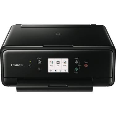 Canon PIXMA TS6160BK Wireless Colour Multifunction Inkjet Printer Black