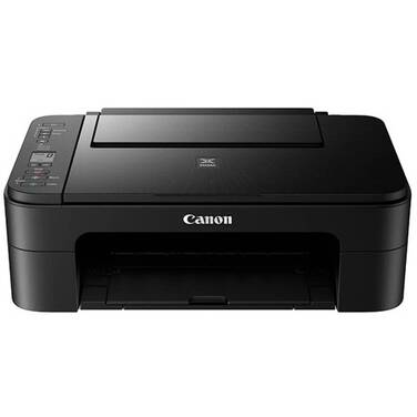 Canon PIXMA TS3160 Wireless Colour Multifunction Inkjet Printer Black