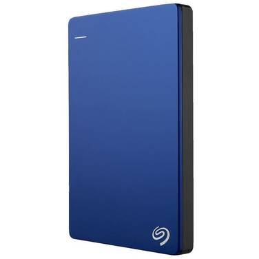 5TB Seagate 2.5 USB 3.0 Backup Plus Portable HDD- Blue PN STDR5000302