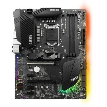MSI S1151 ATX H370 Gaming PRO Carbon DDR4 Motherboard