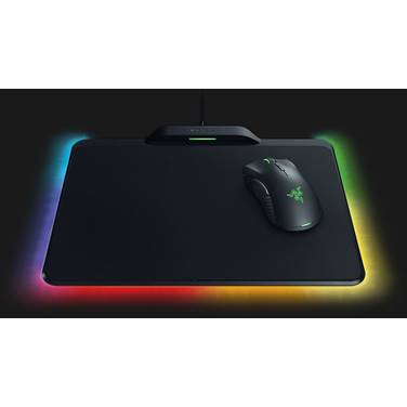 Razer Mamba HyperFlux Mouse RZ83-02480100-B3M1 and Firefly HyperFlux Mouse Pad