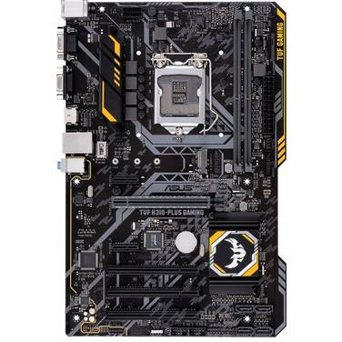 ASUS S1151 ATX TUF H310-PLUS Gaming DDR4 Motherboard