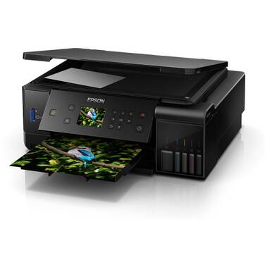 Epson ET-7700 Eco Tank Wireless Colour Multifunction Inkjet Printer