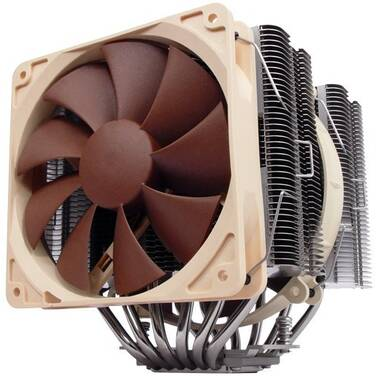 Noctua NH-D14 CPU Heatsink and Fan