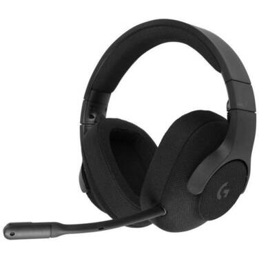 Logitech 3.5mm/USB G433 7.1 Gaming Headset with Microphone BLACK PN 981-000670