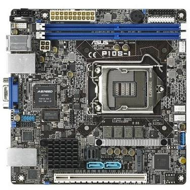 ASUS S1151 Mini-ITX P10S-I DDR4 Server Motherboard