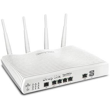 Draytek Vigor 2862ac VDLS/ADSL2+ Modem Router/Wireless-AC2000
