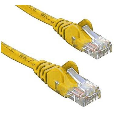 2M Cat6 YELLOW Network Cable