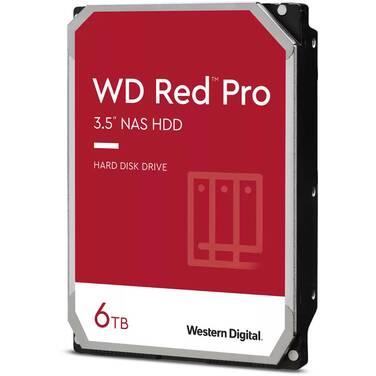 6TB WD 3.5 SATA 6Gb/s Red Pro HDD WD6003FFBX