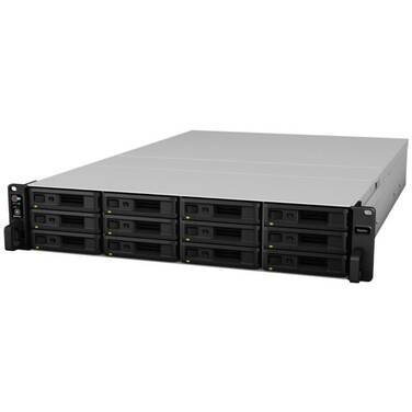 12 Bay Synology RS2418RP+ RackStation Scalable NAS