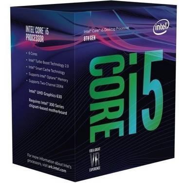 Intel S1151 Core i5 8500 3.0GHz 6 Core CPU PN BX80684I58500 Special, Limit 1 per customer