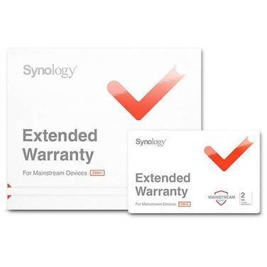 Synology EW201 Warranty Extension from 3 Years to 5 Years for Certain Units