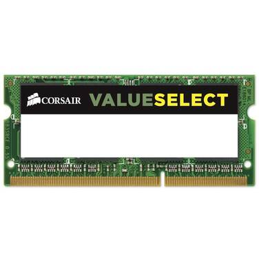 SODIMM DDR3 8GB 1600MHz Corsair Value Select RAM Module