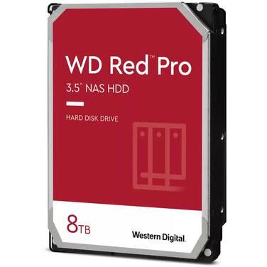 8TB WD 3.5 SATA 6Gb/s Red Pro HDD PN WD8003FFBX