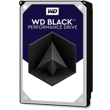 6TB WD 3.5 7200rpm SATA 6Gb/s Black HDD PN WD6003FZBX