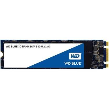 500GB WD Blue M.2 SATA SSD Drive PN WDS500G2B0B