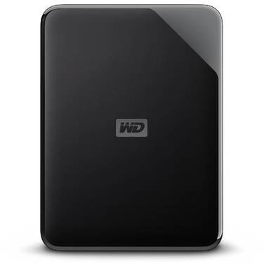 1TB WD 2.5 USB 3.0 Elements SE Portable HDD PN WDBEPK0010BBK-WESN