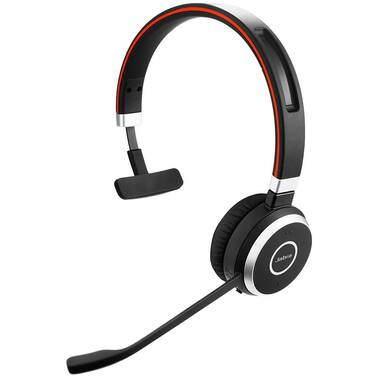 Jabra Evolve 65 MS Mono Wireless Bluetooth Headset PN 6593-823-309