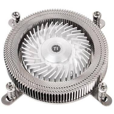 Thermaltake Engine 17 1U Low-Profile CPU Cooler PN CL-P051-AL06SL-A