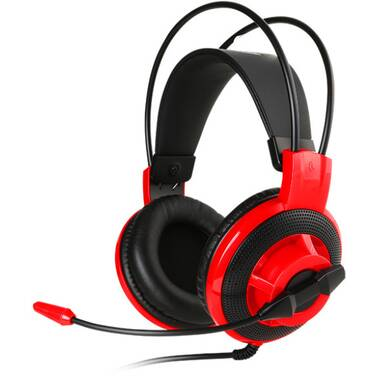 MSI DS501 3.5mm Gaming Headset with Microphone