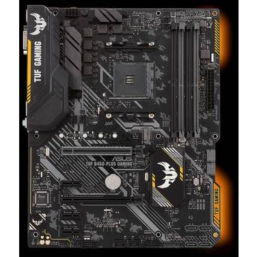 ASUS AM4 ATX TUF B450-PLUS GAMING DDR4 Motherboard