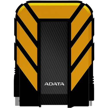 1TB Adata HD710 YELLOW Durable Waterproof Shock Resistant USB 3.1 HDD