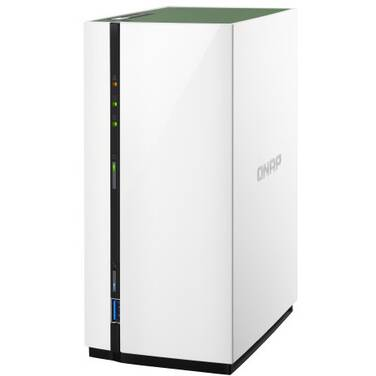 2 Bay QNAP TS-228A Gigabit NAS Unit
