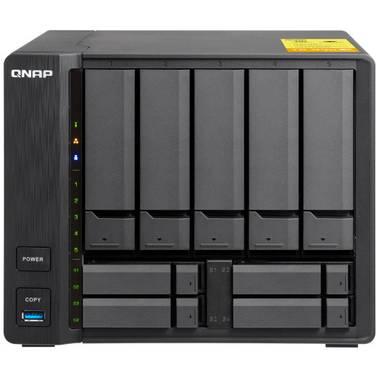 9 Bay QNAP TS-932X-2G 10 Gigabit NAS Unit
