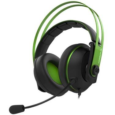 ASUS Cerberus v2 3.5mm Gaming Headset GREEN