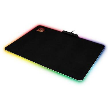 Thermaltake TteSports DRACONEM RGB Cloth Edition Gaming Mouse Pad MP-DCM-RGBSMS-01