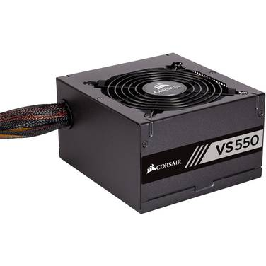 550 Watt Corsair VS550 Series V2 80 Plus Power Supply CP-9020171-AU