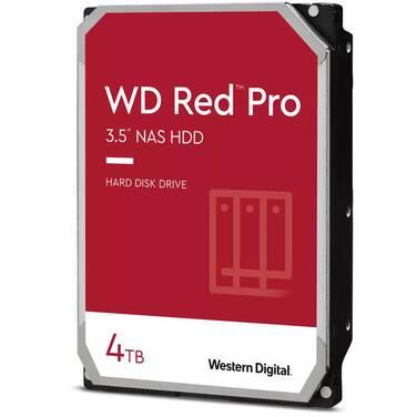 4TB WD 3.5 SATA 6Gb/s Red Pro HDD PN WD4003FFBX