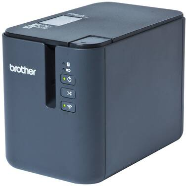 Brother PT-P900W P Touch USB/Wireless Label Printer