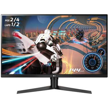 32 LG UltraGear | 32GK650F-B | VA QHD 2K Monitor with 144Hz Refresh Rate