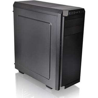 Thermaltake ATX V100 Case Black with 500W PSU PN CA-3K7-50M1NA-00