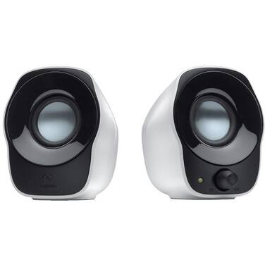 Logitech Z120 3.5mm USB Powered Speakers PN 980-000514