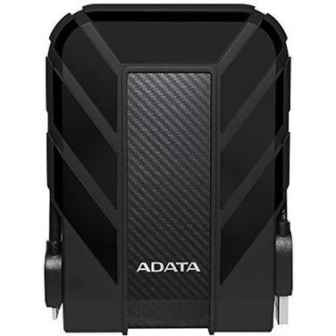 5TB ADATA HD710P Pro Durable Waterproof Shock Resistant USB3.0 Portable HDD Black PN AHD710P-5TU31-CBK