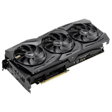 ASUS RTX2080 8GB ROG STRIX Gaming PCIe Video Card PN ROG-STRIX-RTX2080-O8G-GAMING