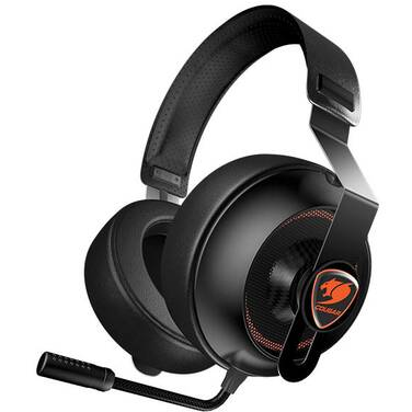 Cougar Phontum Essential 3.5mm Gaming Headset Black
