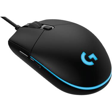 Logitech G Pro Wired Gaming Mouse PN 910-005442