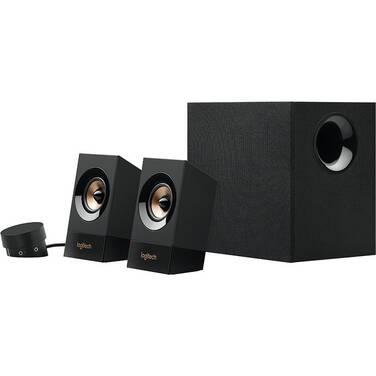 Logitech Z533 Speaker System with Subwoofer PN 980-001056