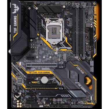 ASUS S1151 ATX TUF Z390-PLUS GAMING DDR4 Motherboard