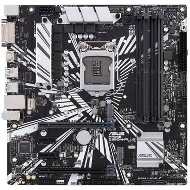 ASUS S1151 MicroATX PRIME Z390M-PLUS DDR4 Motherboard