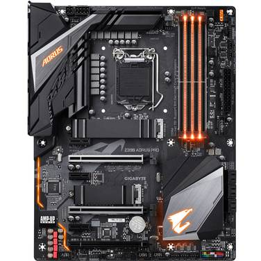 Gigabyte S1151 ATX Z390 AORUS Pro DDR4 Motherboard