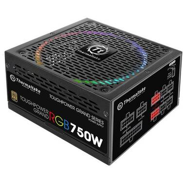 750 Watt Thermaltake Toughpower Grand RGB SYNC Edition Power Supply PN PS-TPG-0750FPCGAU-S
