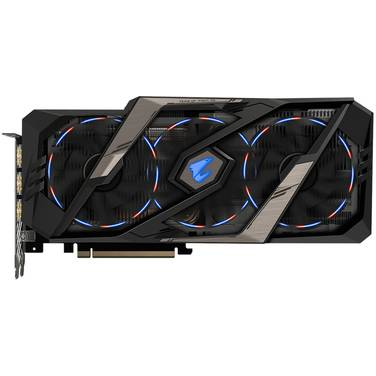 Gigabyte RTX2070 8GB AORUS PCIe Video Card PN GV-N2070AORUS-8GC