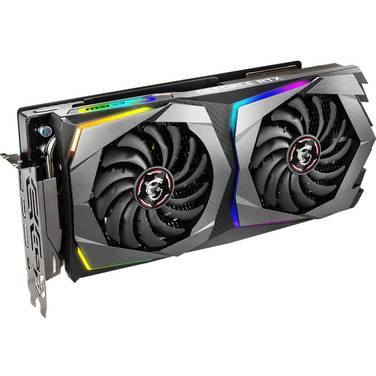 MSI RTX2070 8GB Gaming PCIe Video Card PN GeForce RTX 2070 GAMING Z 8G
