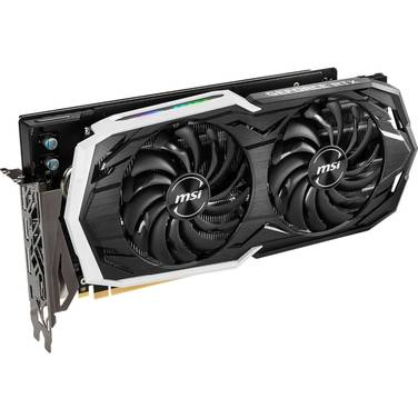 MSI RTX2070 8GB Armor PCIe Video Card PN GeForce RTX 2070 ARMOR 8G OC