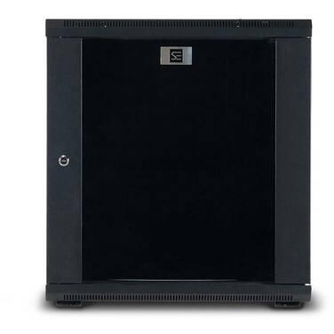 Serveredge CBN-12RU-64WM 12RU 600mm Wide & 450mm Deep Fully Assembled Wall Mount Server Cabinet